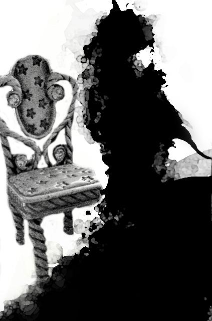 女王闇について。